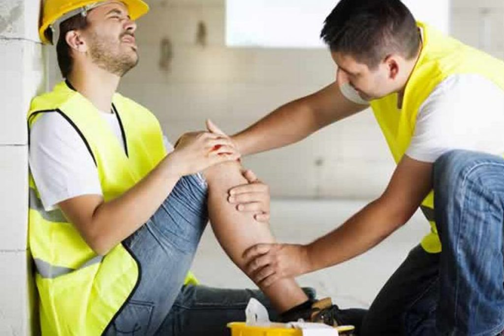 personal injury - workplace accident injury